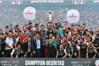KUPA TÖRENİ - Şampiyon Kupasına Kavuştu