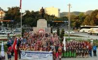 OSMAN GÜRÜN - Şampiyona Kortej Yürüyüşü İle Başladı