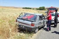 KARAKÖPRÜ - Şanlıurfa'da Trafik Kazası Açıklaması 5 Yaralı