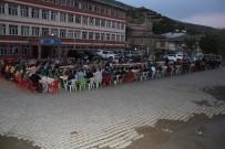 MUHAMMET FUAT TÜRKMAN - Şemdinli Belediyesinden  İftar Yemeği