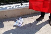 HELİKOPTER KAZASI - Skandal Başlığı Atan Gazete Ateşe Verildi
