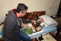 KILIK KIYAFET - Sobe Yaşlılara Hizmet Etmeye Devam Ediyor