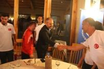 GENÇLİK VE SPOR İL MÜDÜRÜ - Spor Bakanı Kılıç, Bolu'da Milli Sporcuları Ziyaret Etti