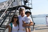 GEMİ PERSONELİ - TCG Giresun Fırkateyni Aden Körfezi'ne Uğurlandı