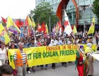 FRANKFURT - 'Terör Örgütü PKK, Almanya'da Her Ortamda Cirit Atıyor'