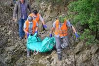 BARAJ GÖLÜ - Tokat'ta Barajda Erkek Cesedi Bulundu
