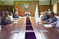 OKAN YıLMAZ - Toprak Koruma Kurulu Toplantısı Yapıldı
