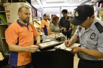 EKMEK FIRINI - Üsküdar Belediyesi'nden Fırınlara Denetim
