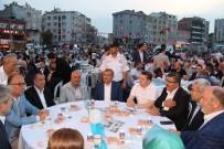 Zeytinburnu'nda 5 Bin Vatandaş İftar Sofrasında Buluştu