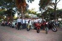 AKREDITASYON - 7. Uluslararası Manavgat Motosiklet Festivali Başladı