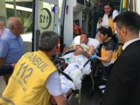 HÜSEYIN YıLDıZ - Adalet Yürüyüşü'nde Kalp Spazmı Geçiren CHP'li Vekil İstanbul'a Getirildi