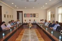 BÖLÜCÜLÜK - AK Parti Trabzon Siyasi Ve Hukuki İşler Başkanları Toplantısı Gerçekleştirildi