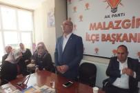 SONER KIRLI - AK Partili Muzaffer Çakar Malazgirt'te