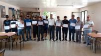 YURTTAŞ - Akhisar Açık Cezaevi'nde 20 Hükümlü Girişimcilik Belgesi Aldı
