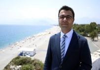 MURAT ÖZDEMIR - Antalya'da 10 Kişiyi Caretta Caretta Isırdı