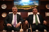 YUSUF SELAHATTIN BEYRIBEY - Bakan Arslan Açıklaması 'Kağızman'da Fen Lisesi Açılıyor'