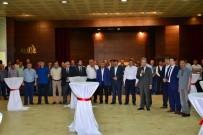 AHMET ÖZEN - Belediye Başkanı Saraoğlu'ndan Taşeron İşçilere Sendika Müjdesi