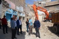 KADIR PERÇI - Birecik'te Alt Yapı Çalışmaları Başlıyor