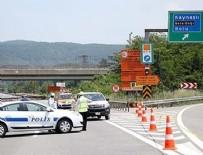 ONARIM ÇALIŞMASI - Bolu Dağı Tüneli'nin Ankara yönü 10 gün kapanıyor