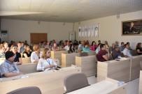 İŞ SAĞLIĞI VE GÜVENLİĞİ KANUNU - Büyükşehir Belediyesi Personeline 'Çalışan Sağlığı' Eğitimi