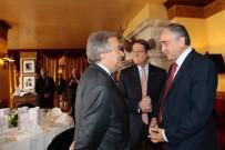 CENEVRE - Cenevre'de Kıbrıs Konferansı İkinci Masa Toplantısı Tamamlandı