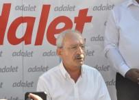 MEZARLIK ZİYARETİ - CHP Genel Başkanı Kılıçdaroğlu; '' Yolumuza İnanç Kararlılık İle Devam Edeceğiz''