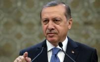 TEKERLEKLİ SANDALYE BASKETBOL - Cumhurbaşkanı Erdoğan'dan Milli Takım'a Tebrik