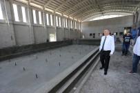OSMAN ZOLAN - Denizli'ye Yeni Bir Yüzme Havuzu Daha