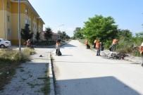 BAHAR TEMİZLİĞİ - Düzce Belediyesi Temizlik Kampanyası Kalıcı Konutlarda Yapılacak