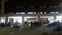Fabrikada Patlama Açıklaması 8 Yaralı