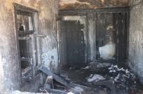 FUHUŞ SKANDALI - Fuhuş yapılan evi ateşe verdiler!