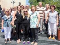 EMEKLİ POLİS - Kadın Doğum Kliniğinde Silahla Vurulan Sekreter Konuştu Açıklaması