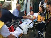 HÜSEYIN YıLDıZ - Kalp Spazmı Geçiren CHP'li Vekil İstanbul'a Getirildi