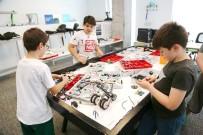 ROBOT - Legolab İle İnsansız Araçlar Tasarlandı
