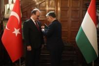 KANUNİ SULTAN SÜLEYMAN - Macar Hükümetinden TİKA Başkanı Çam'a Liyakat Nişanı