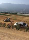 YEŞILOVACıK - Mersin'de Trafik Kazası Açıklaması 1 Ölü, 1 Yaralı
