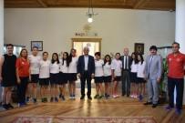 OSMAN GÜRÜN - Muğla Büyükşehrin Başarılı Sporcuları Ödüllendirildi