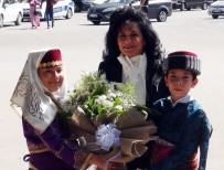 ESENGÜL CIVELEK - Muğla'nın İkinci Kadın Valisi Göreve Başladı