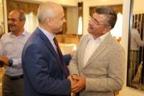 ERTAN PEYNIRCIOĞLU - Niğde Belediye Başkanı Faruk Akdoğan'dan Vali Peynircioğluna Veda Yemeği
