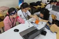 Öğrenciler Elektronik Devrelerini Programladılar