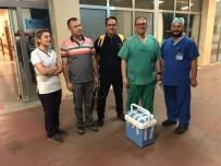 ORGAN NAKLİ - Şanlıurfa'da Ölen Hastanın Organları 3 Kişiye Umut Oldu