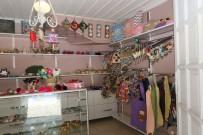 HEDİYELİK EŞYA - 'Şeker Eserler' Görücüye Çıktı