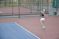 ALI ACAR - 'Senior Tenis Turnuvası' Malatya'da Başladı