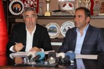 SAMET AYBABA - Sivasspor, Samet Aybaba İle Sözleşme Yeniledi
