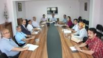 Suluova'da Mesleki Eğitim Değerlendirme Toplantısı
