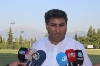 DENIZLISPOR - Taner Atilla Açıklaması 'Transfer Yasağı İle İlgili Karar Artık FIFA'da'