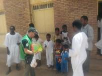 AFRİKALI - Tavşanlı İHH'dan Sudan'a Gönüllü
