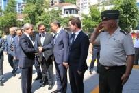 ZONGULDAK VALİSİ - Vali Çınar Yeni Görevine Başladı