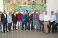 ERTAN PEYNIRCIOĞLU - Vali Peynircioğlu Niğde'ye Veda Etti