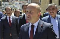 Vali Varol Amasya'ya Geldi